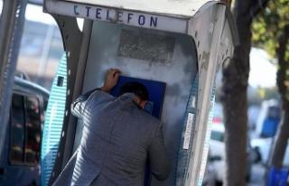 FETÖ'ye yönelik ankesörlü telefon operasyonu:...