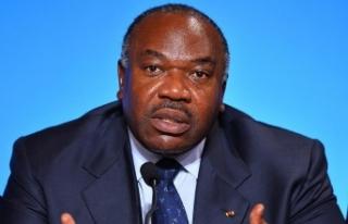 Gabon Cumhurbaşkanı aylar sonra kameralar karşısına...