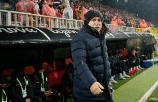 Galatasaray Teknik Direktörü Fatih Terim: Bu durumu...