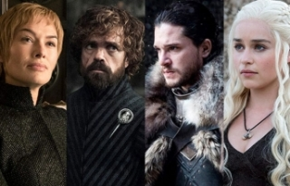 Game of Thrones'un final sezonu 1'inci bölüm...