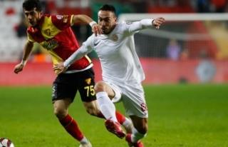 Göztepe'nin kupadaki konuğu Antalyaspor