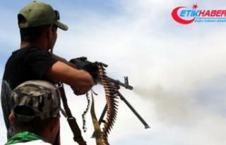 Haşdi Şabi Suriye'nin iç kesiminde DEAŞ'ı...