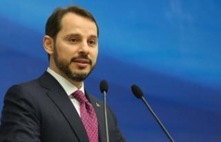 Hazine ve Maliye Bakanı Albayrak: Yıl sonu hedeflerimizin...