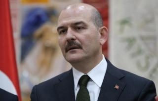 İçişleri Bakanı Süleyman Soylu: 37 bin 710 adres...