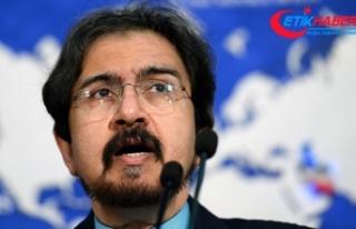 İran Dışişleri Sözcüsü Kasımi: Pompeo'nun...