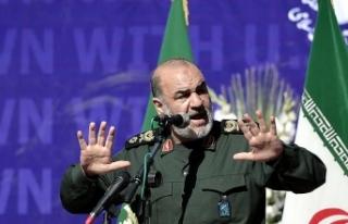 İran Devrim Muhafızları Komutan Yardımcısı Selami:...