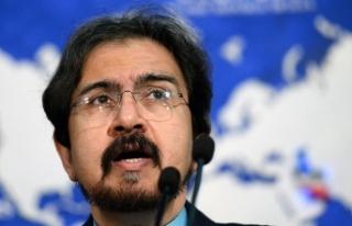 İran İngiltere'yi iç işlerine karışmakla...