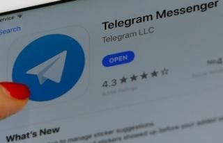 İran Telegram'ı 'ulusal güvenliğe tehdit'...