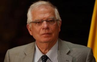 İspanya Dışişleri Bakanı Borrell: Paris'te...
