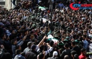 İsrail güçleri 2018'de 312 Filistinliyi şehit...