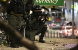 İsrail askerleri Batı Şeria'da 7 Filistinliyi...