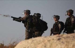 İsrail askerleri Gazze sınırında 1 Filistinliyi...