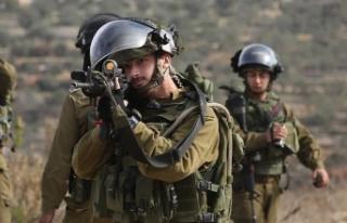 İsrail güçleri Batı Şeria'da 6 Filistinliyi...