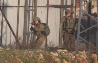 İsrail polisi Doğu Kudüs'te Filistinli bir...