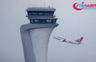 'İstanbul Havalimanı'na taşınma işlemleri...