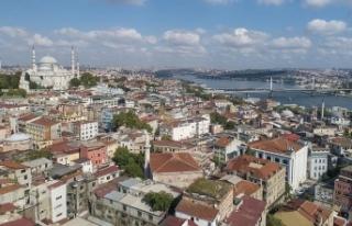 İstanbul'da konut aidatları 2 bin 100 liraya...