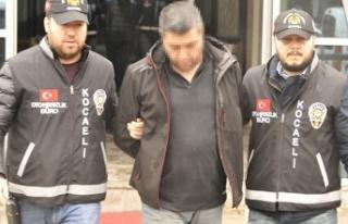 İstanbul'dan çaldıkları kamyonu Kocaeli'de...