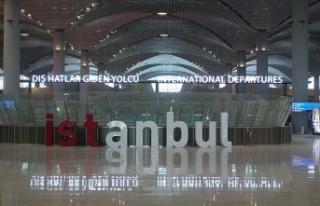 İstanbul Havalimanı otoparkı şubat sonuna kadar...