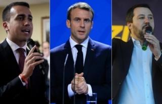 İtalya ile Fransa arasındaki gerginlik sürüyor