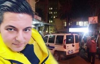İzmir'de elektrik akımına kapılan genç,...