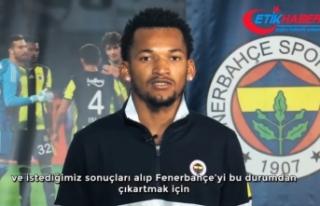 Jailson: İnan Fenerbahçe