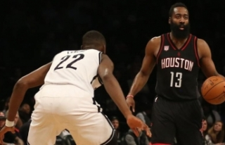 James Harden son saniye basketiyle Warriors'ı...