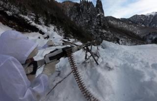 Karadeniz'de, PKK'nın kış üslenmesine...