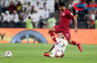 Katar, Asya Kupası'nda tarih yazıyor