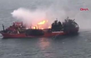 Kerç Vali Yardımcısı: Kurtarılan denizciler Türkiye'ye...