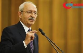 Kılıçdaroğlu: Adaleti gerçekleştirmek için...