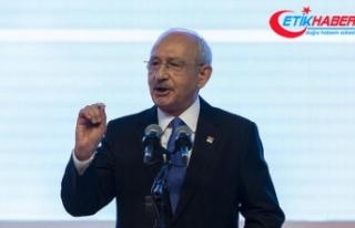 Kılıçdaroğlu: Türkiye'yi hiç kimse sokak...