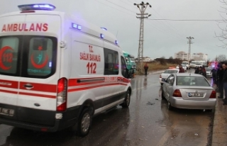 Konya'da öğrenci servisi, otomobil ve kamyona...