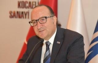 KSO Yönetim Kurulu Başkanı Zeytinoğlu: Kocaeli...