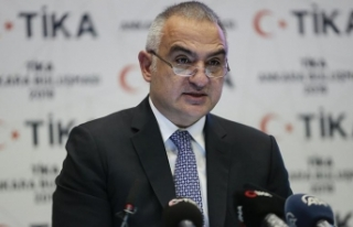Kültür ve Turizm Bakanı Ersoy: TİKA sorumluluklarını...
