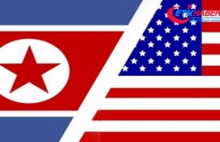 Kuzey Kore ve ABD arasında üst düzey görüşmeler...