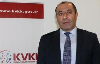 KVKK Başkanı Bilir'den 'VERBİS'e...