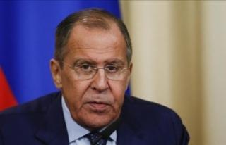 Lavrov ABD'yi Venezuela'ya müdahale etmekle...