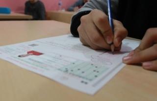 Liselere giriş sınavının dördüncü örnek soru...