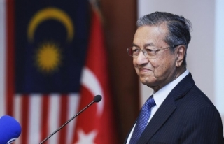 Malezya Başbakanı Mahathir'den İsrail'e...
