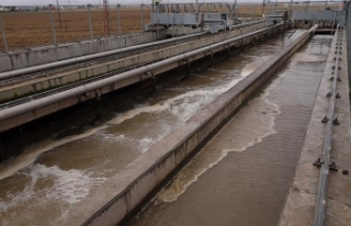 Mardin'de arıtma çamur, gübre ve yakıta dönüştürülüyor