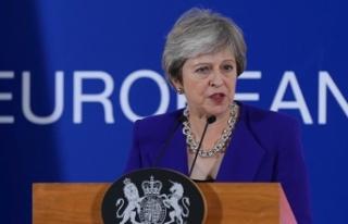May'den AB'ye Brexit müzakeresi talebi