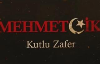 'Mehmetçik Kutlu Zafer' final bölümüyle...