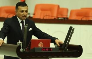 MHP'li Erbaş: Turizm İçin Ödenek Sıfır,...