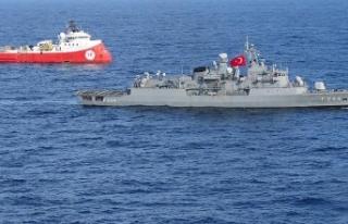 Milli Savunma Bakanlığı: Doğu Akdeniz'de bilimsel...