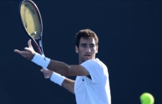 Milli tenisçi Cem İlkel, Avustralya Açık'a veda...