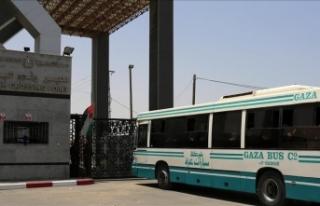 Mısır Refah Sınır Kapısı'nı çift taraflı...