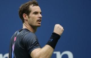 Murray galibiyetle döndü