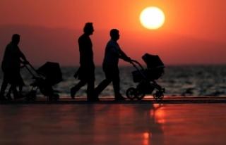 Mutluluğun formülü; evli, çocuklu ve iş sahibi...