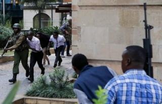Nairobi'de otele yapılan saldırıda ölenlerin...