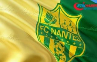 Nantes taraftarı Sala'yı unutmadı